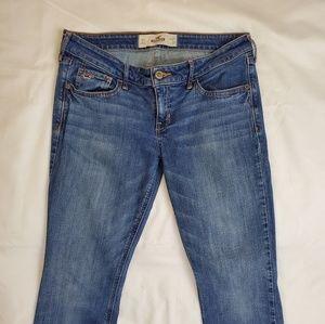 Hollister Denim Jeans Size 5 (27W x 31L)